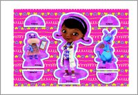 DocMcStuffins - Cut-out Character Cards 2