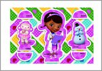 DocMcStuffins - Cut-out Character Cards 1 (1 page)