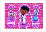 DocMcStuffins - Cut-out Character Cards 2 (2 pages)
