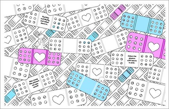 DocMcStuffins - Colouring Sheet