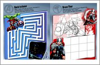 Marvel 1000 stickers uk 9781472391254 ints activities 1565428