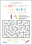 The Day the Crayons Came Home - Maze (1 page)