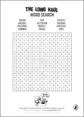 Wk the long haul wordsearch 1547960