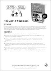 Wk the long haul secret word game 1547984