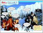 Ice Age 4: Continental Drift - Sample Page (1 page)