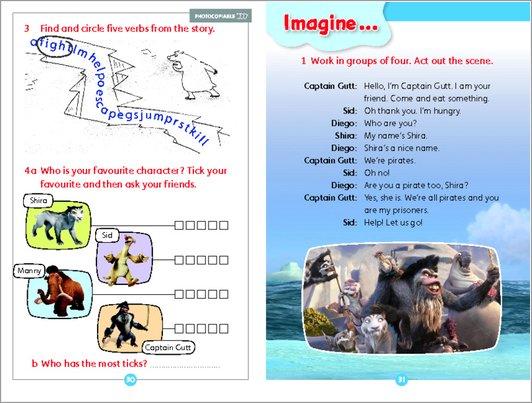 Ice Age 4: Continental Drift - Sample Activity