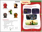 The Little Prince and the Rose - sample activity (1 page)