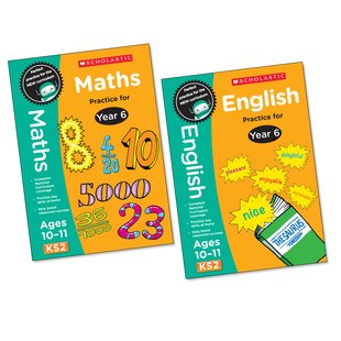 Perfect Practice: English and Maths Pair (Year 6)
