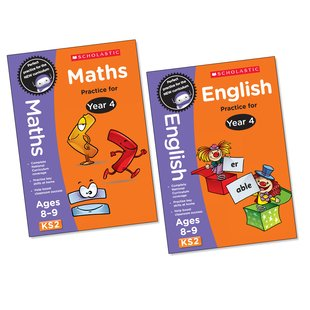 Perfect Practice: English and Maths Pair (Year 4)