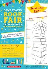Goal Chart - Book Fairs