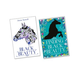 Finding Black Beauty with FREE Black Beauty