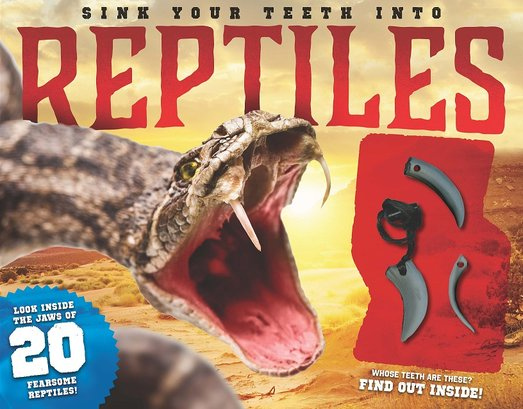 Sink Your Teeth into Reptiles