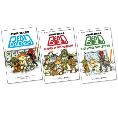 Star Wars: Jedi Academy Pack x 3