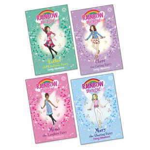 Rainbow Magic: The Friendship Fairies Pack x 4