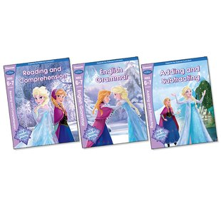 Disney Learning: Frozen Workbooks Ages 6-7 Pack
