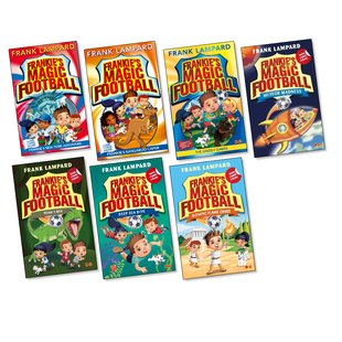 Frankie's Magic Football Pack x 7