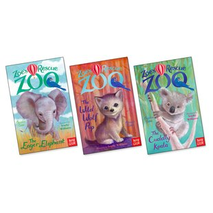 Zoe's Rescue Zoo Pack x 3