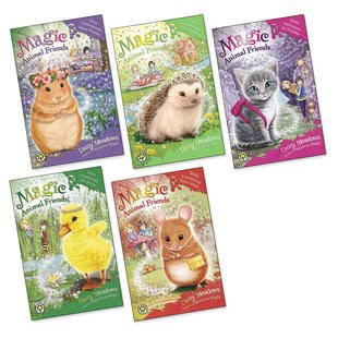 Magic Animal Friends Pack x 5