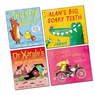 Laugh Out Loud Picture Book Pack x 4