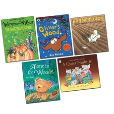 Autumn Picture Book Pack x 5