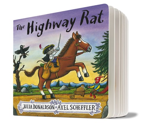 The Highway Rat (Board Book)
