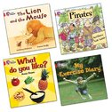 Big Cat Readers Pack: Book Band Red 2B x 4