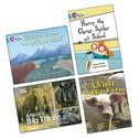 Big Cat Readers Pack: Book Band Turquoise x 4