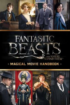 Magical Movie Handbook PB