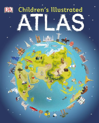 DK Children's Illustrated Atlas