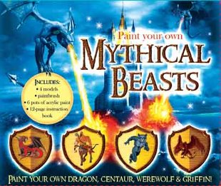 Paint Your Own Mythical Beasts