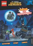 LEGO® DC Comics Super Heroes: Enter the Dark Knight Activity Book