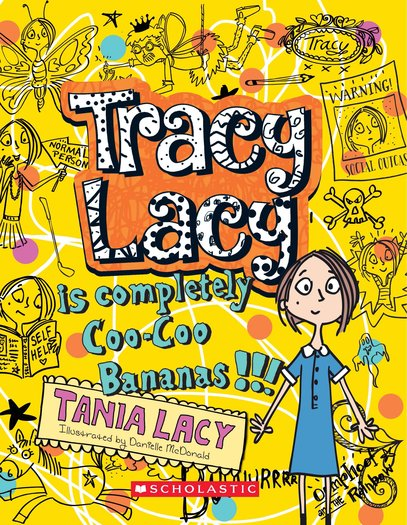 Tracy Lacy is Completely Coo-Coo Bananas!!!
