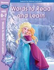 Frozen - Words to Read and Learn (Ages 6-7)