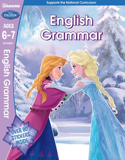 Frozen - English Grammar (Ages 6-7)