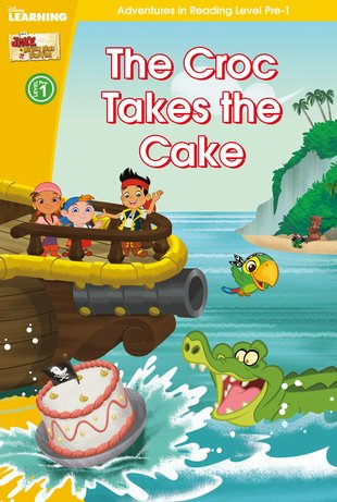 Jake and the Never Land Pirates - The Croc Takes the Cake