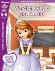 Sofia the First - Words to Read and Learn Learning Workbook (Ages 5-6)