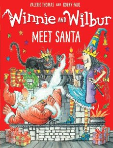 SCH:Winnie&Wilbur Meet SantaPB