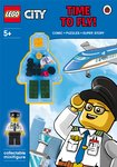 LEGO® City: Time to Fly! Activity Book