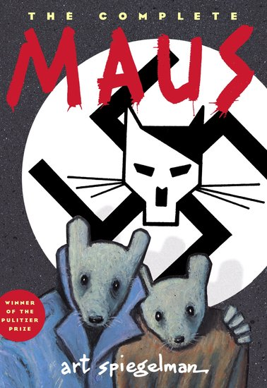 The Complete Maus x 6