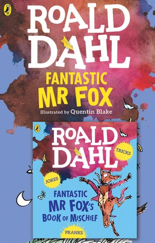 Fantastic Mr Fox (with free mini-book)