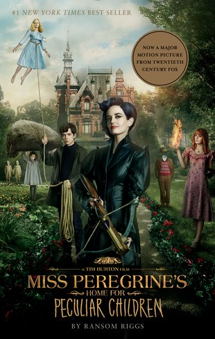 Miss Peregrines Home Movie-Tin