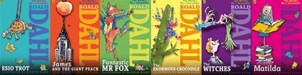 Roald Dahl centenary