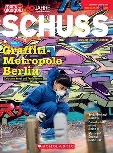 Schuss Magazine cover