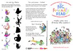 The Big Friendly Read family leaflet (2 pages)