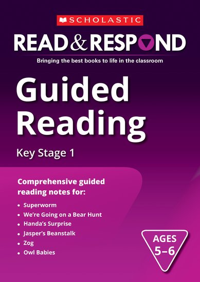 Guided Reading (Ages 5-6)
