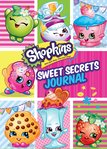 Shopkins: Sweet Secrets Journal