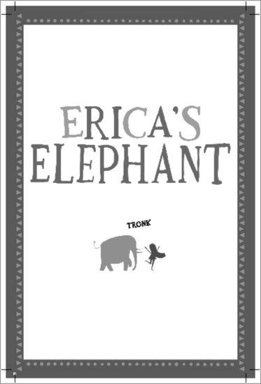 Erica's Elephant - Extract