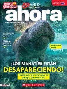 Ahora Magazine cover