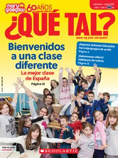 ¿Qué Tal? Magazine cover
