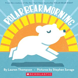 Polar Bear Morning
